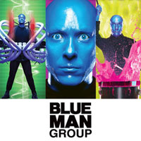 Blue Man Group Houston | Jones Hall