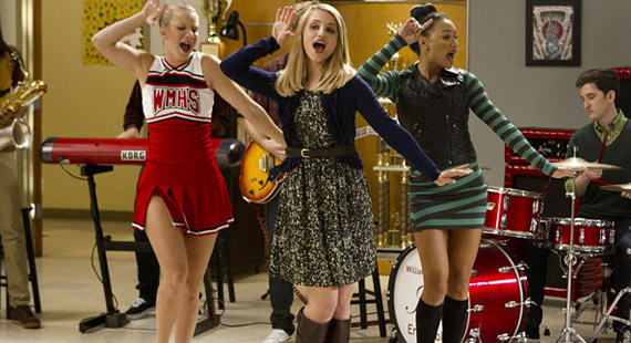 Glee 'Thanksgiving' Television Recap & Review