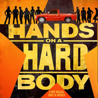 Hands on a Hardbody New York | Brook Atkinson Theatre
