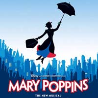'Mary Poppins' Books Dates in New Zealand, Mexico City