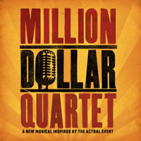 Million Dollar Quartet Jacksonville | Moran Theatre