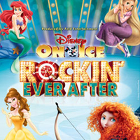 Disney on Ice Rockin' Ever After Houston | Reliant Stadium