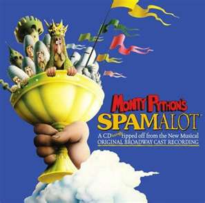 Spamalot Houston | Sarofim Hall