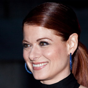 Debra Messing Said to be Dating 'Smash' CoStar Will Chase